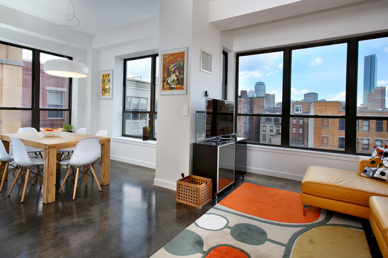 Open House At A Lovely Boston South End Two Bedroom Sprogis And Neale Blog